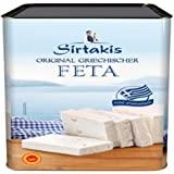 Feta Käse Gewürfeld Sirtakis 3 kg