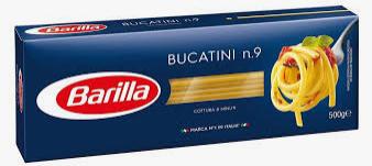 Bucatini Barilla Nr. 9