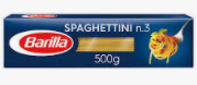 Spaghetti Barilla Nr. 3